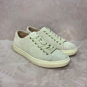 Polo Ralph Lauren Jermain Suede Low Top Shoes